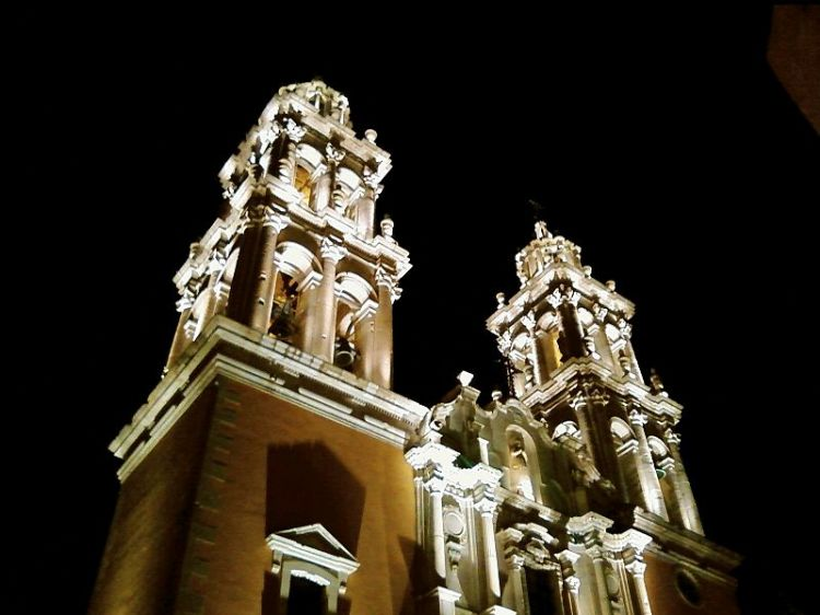 Information about m xico travels and tourism explorando for En zacatecas hay playa
